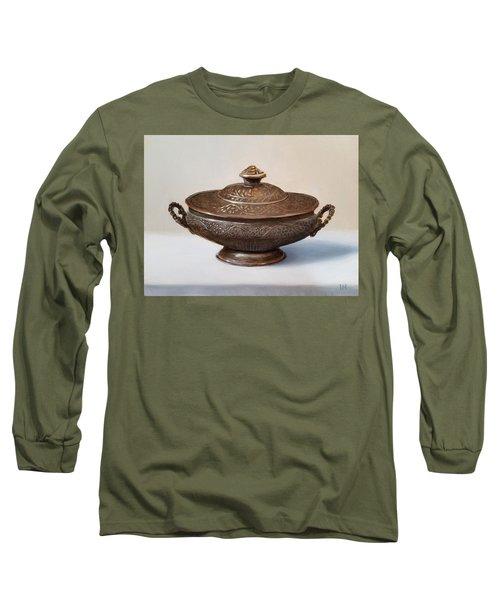 Copper Vessel Long Sleeve T-Shirt