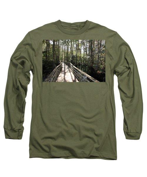 Corkscrew Swamp 697 Long Sleeve T-Shirt