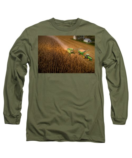 Corn Dust Long Sleeve T-Shirt