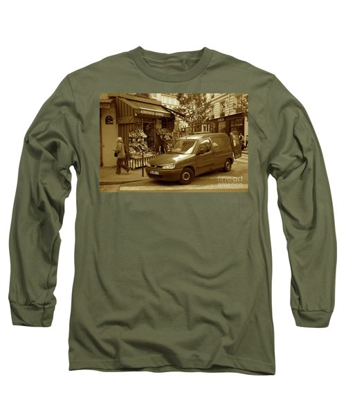 Corner Delivery Long Sleeve T-Shirt