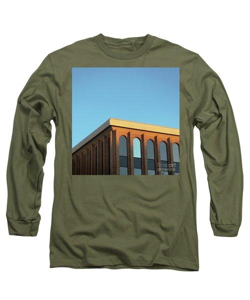 Corner Light Long Sleeve T-Shirt by Sebastian Mathews Szewczyk