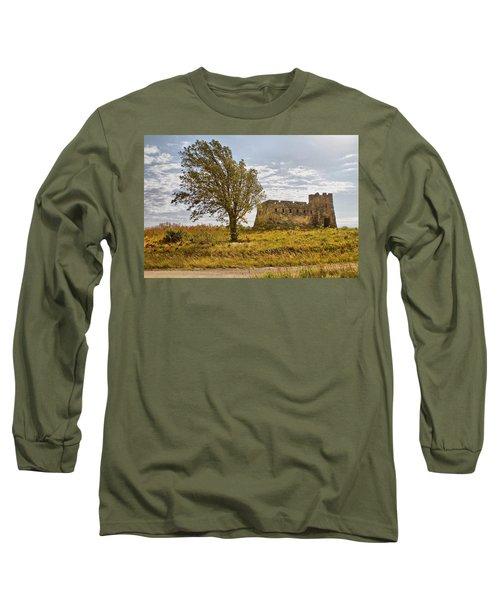 Coronado Hights Lookout  Long Sleeve T-Shirt