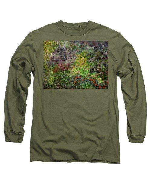 Cosmic Garden Long Sleeve T-Shirt
