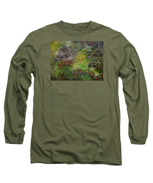 Cosmic Garden Long Sleeve T-Shirt