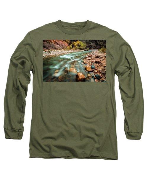 Cotton Colors Long Sleeve T-Shirt