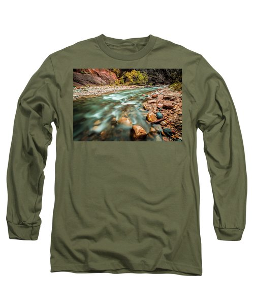 Cotton Colors Long Sleeve T-Shirt