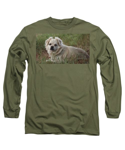 Cotton In The Grass Long Sleeve T-Shirt