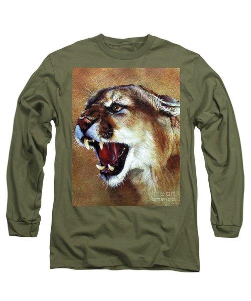 Cougar Long Sleeve T-Shirt