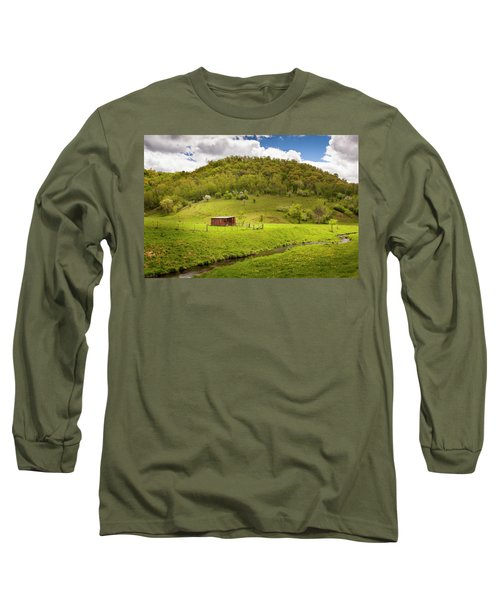 Coulee Morning Long Sleeve T-Shirt