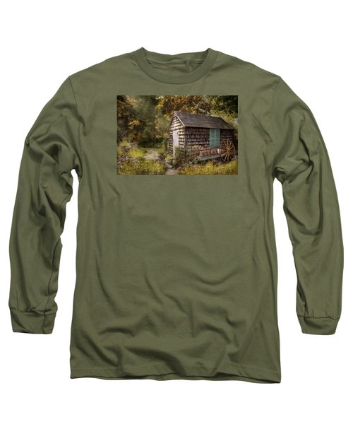 Country Blessings Long Sleeve T-Shirt by Robin-Lee Vieira