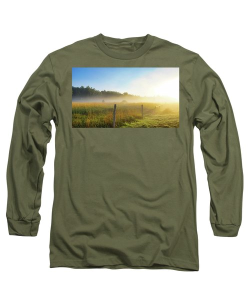 Country Fencerow Long Sleeve T-Shirt