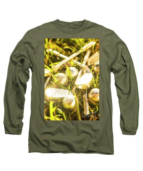 Country Golf Long Sleeve T-Shirt