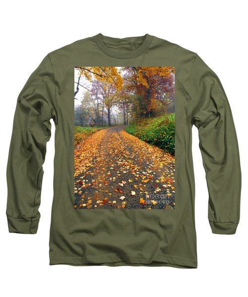 Country Roads Take Me Home Long Sleeve T-Shirt