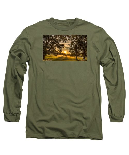 Country Time Rise Long Sleeve T-Shirt