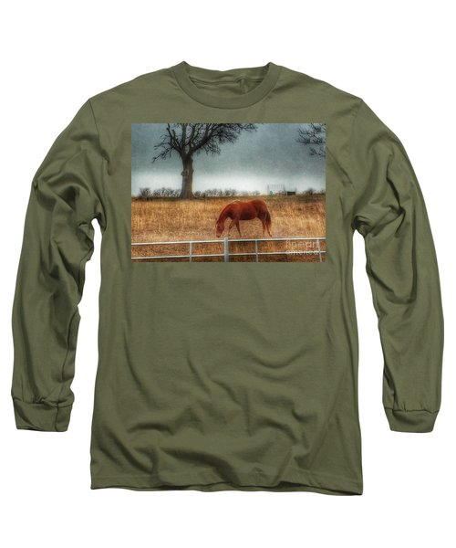 County Road 4100 Long Sleeve T-Shirt