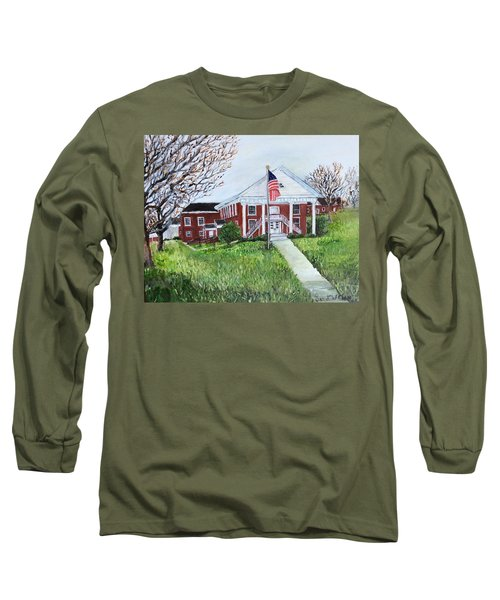 Courthouse Long Sleeve T-Shirt