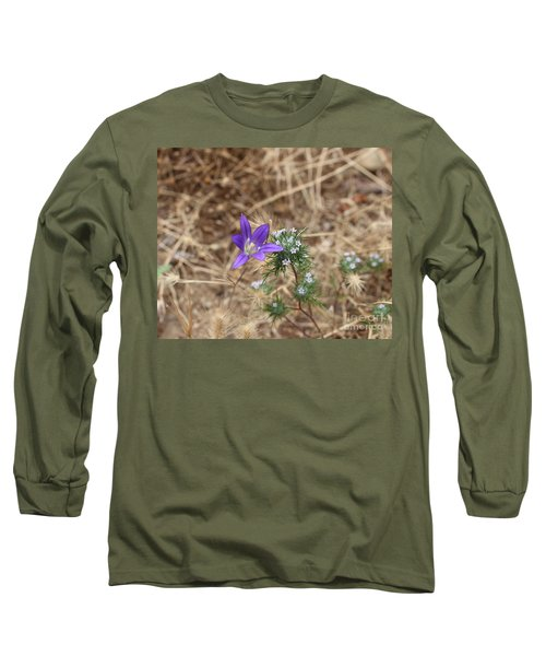 Long Sleeve T-Shirt featuring the photograph Cousins by Marie Neder