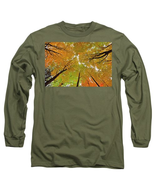 Long Sleeve T-Shirt featuring the photograph Cover Up by Tony Beck