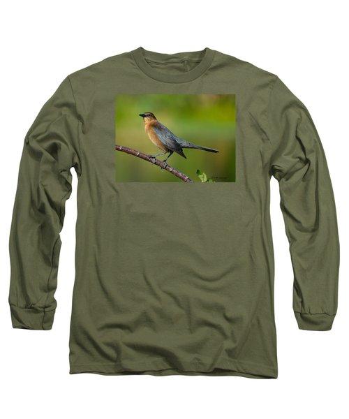 Cowbird Long Sleeve T-Shirt