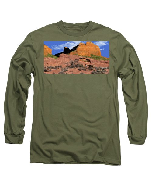 Cowboy Sedona Ver 2 Long Sleeve T-Shirt