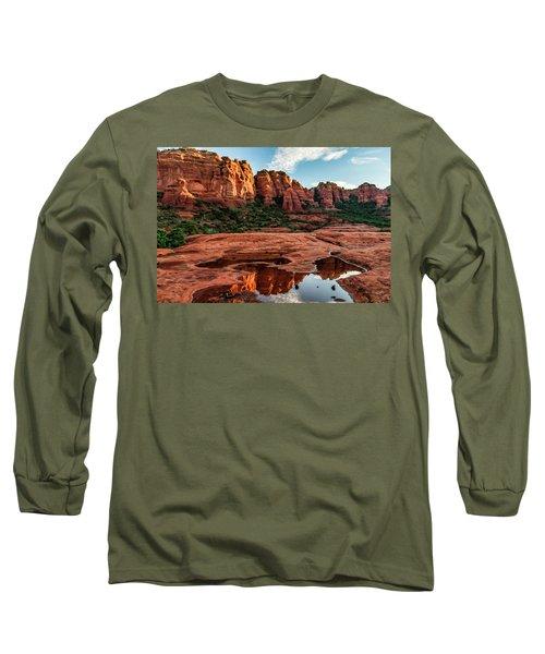 Cowpie 07-087 Long Sleeve T-Shirt by Scott McAllister