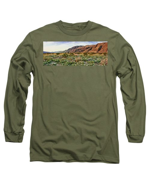 Coyote Canyon Sweet Light Long Sleeve T-Shirt