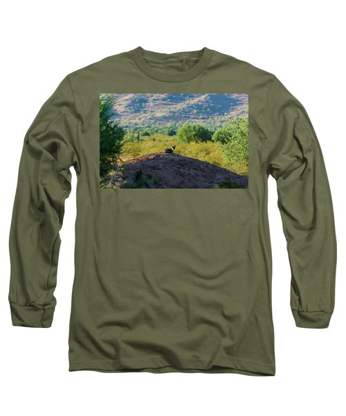 Coyote Hill Long Sleeve T-Shirt