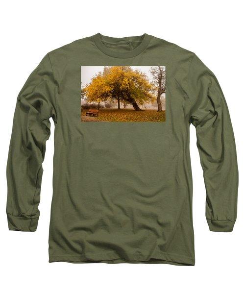 Cozy Long Sleeve T-Shirt by Joe Scott