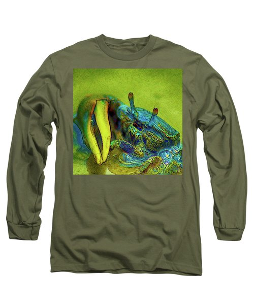 Crab Cakez 2 Long Sleeve T-Shirt