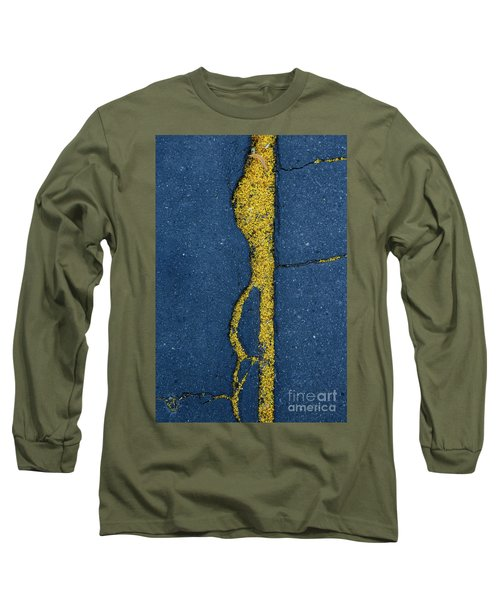 Cracked #3 Long Sleeve T-Shirt