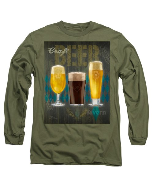 Craft Beer Long Sleeve T-Shirt