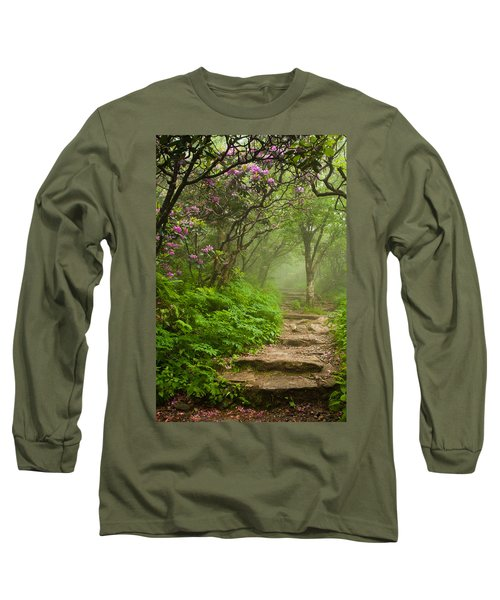 Craggy Steps Long Sleeve T-Shirt