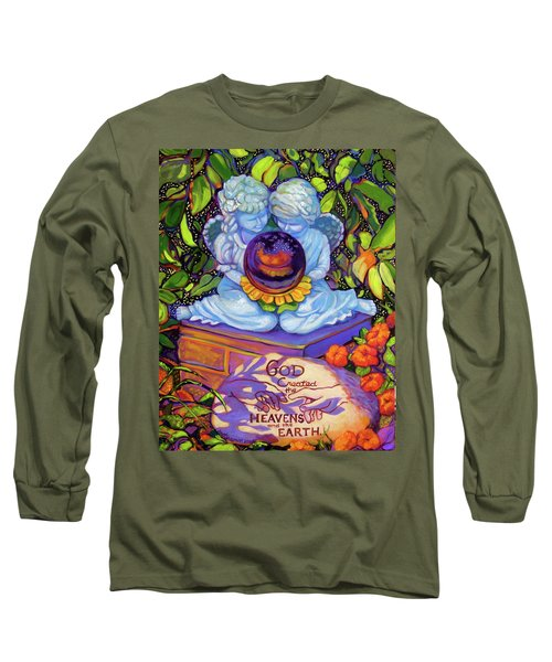Garden Wisdom 1-creation Long Sleeve T-Shirt
