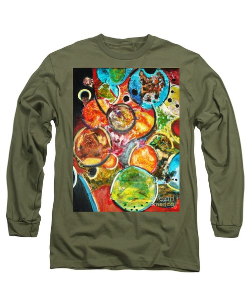 Creative Long Sleeve T-Shirt