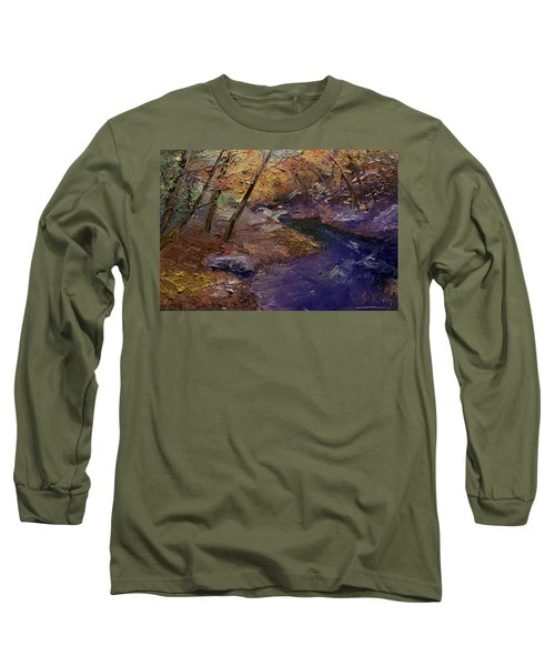 Creek Bank Long Sleeve T-Shirt
