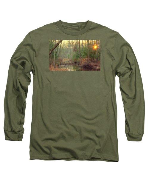 Creek Bed Long Sleeve T-Shirt