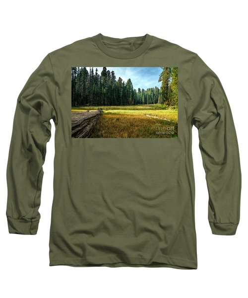 Crescent Meadows Sequoia Np Long Sleeve T-Shirt