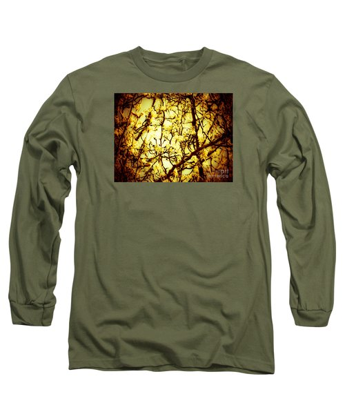 Long Sleeve T-Shirt featuring the photograph Crip L by Robin Coaker