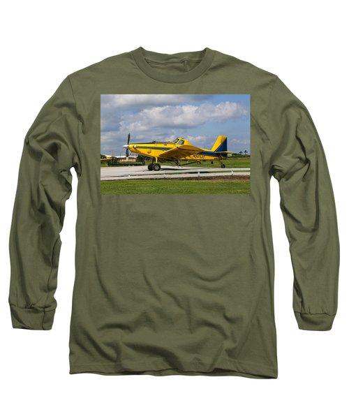 Crop Duster Long Sleeve T-Shirt