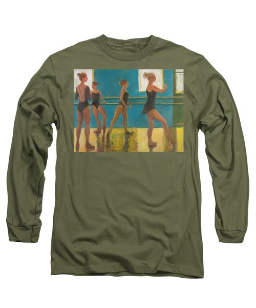 Crossing The Floor Long Sleeve T-Shirt