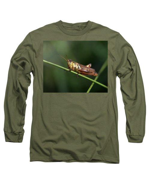 Crossroad Long Sleeve T-Shirt by Joseph Skompski