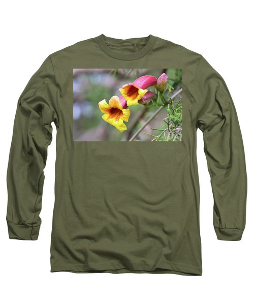 Crossvines  Long Sleeve T-Shirt