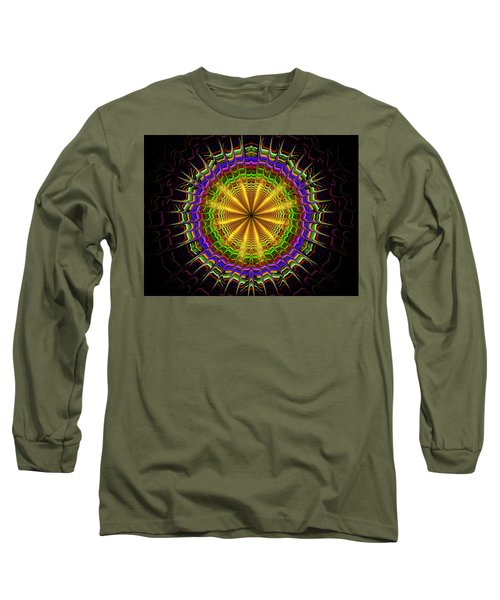 Crown Of Thornes Long Sleeve T-Shirt