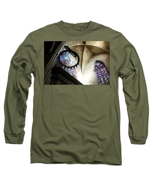 Crown Of Thorns Long Sleeve T-Shirt