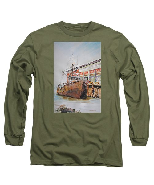 Crown Royal Long Sleeve T-Shirt by P Anthony Visco