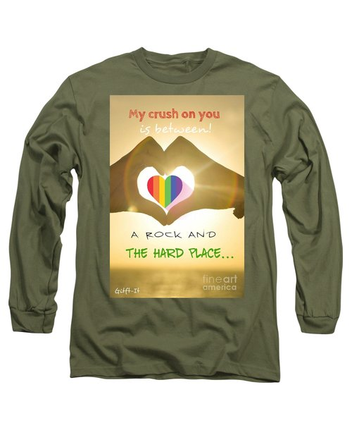 Crush  Long Sleeve T-Shirt