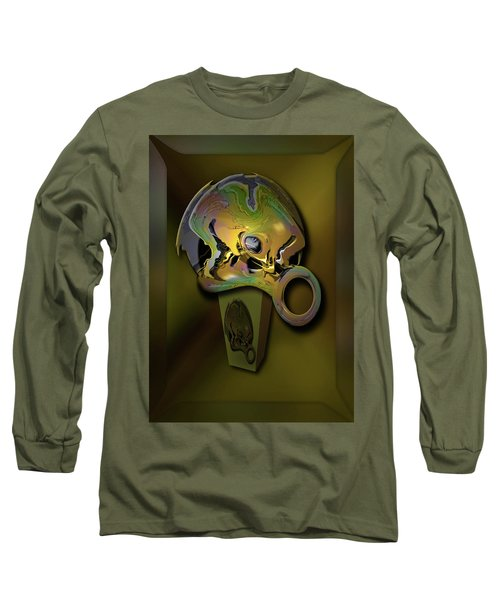 Crushing Affinity Long Sleeve T-Shirt by Steve Sperry