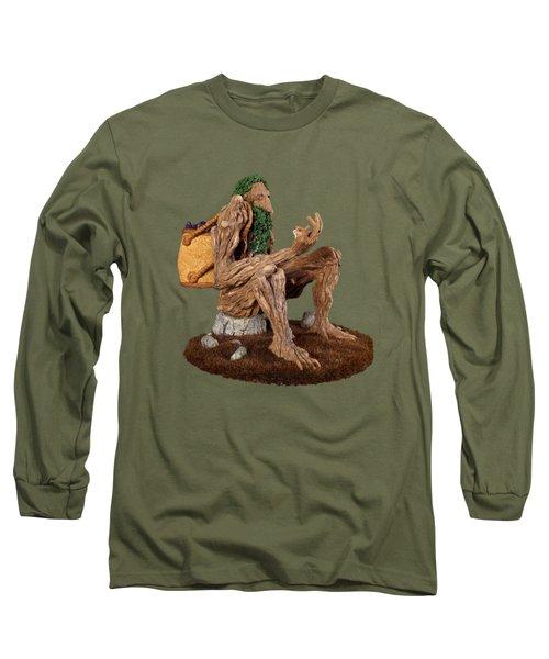 Crystal Ent Long Sleeve T-Shirt
