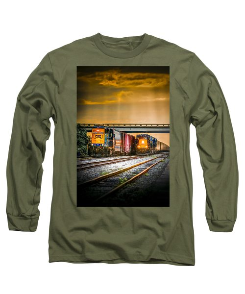 Csx Two For One Long Sleeve T-Shirt
