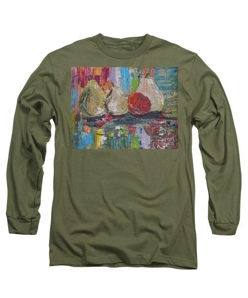 Cuatro Long Sleeve T-Shirt